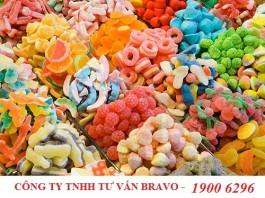 Công bố bánh kẹo sản xuất trong nước