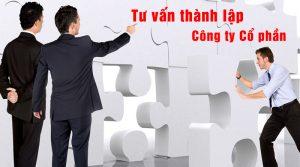 Thành lập công ty cổ phần Tại Hà Nội