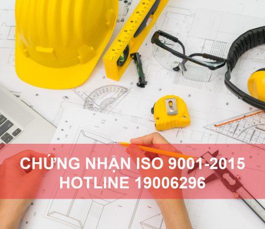Dịch vụ làm ISO 9001 cho các công ty xây dựng, đất đai