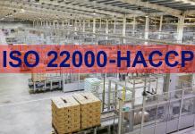 Chứng nhận ISO 22000-2018