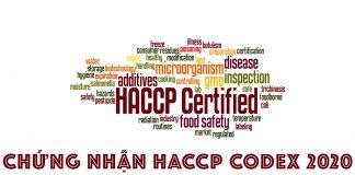 HACCP CODEX 2020